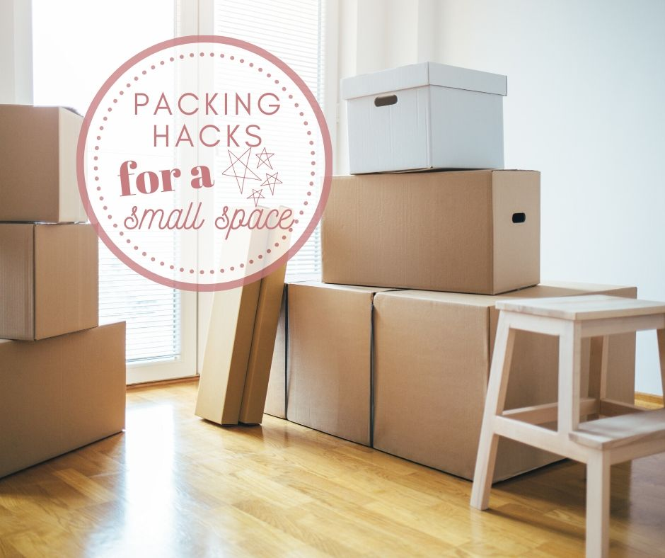 Packing Hacks for a Small Space