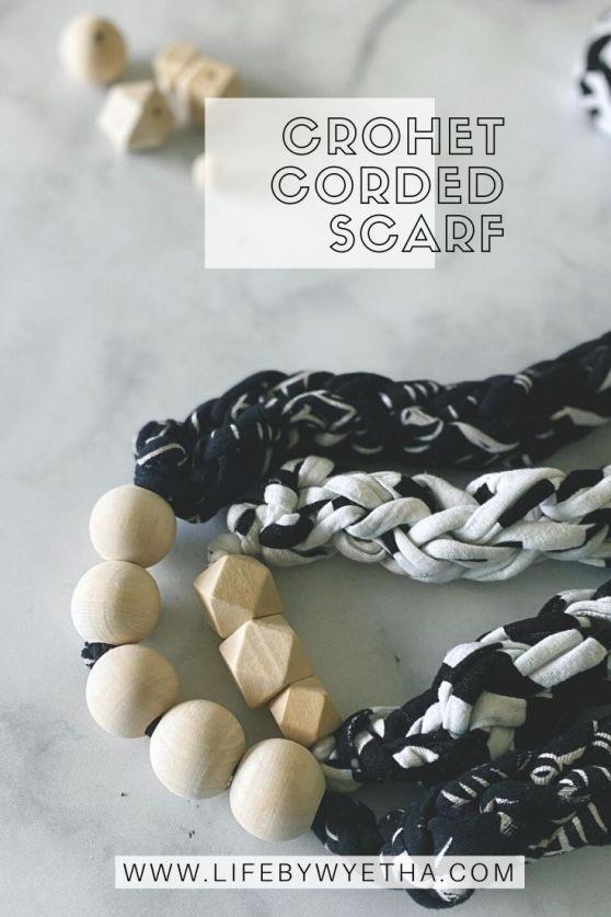 CORD scarf PIN