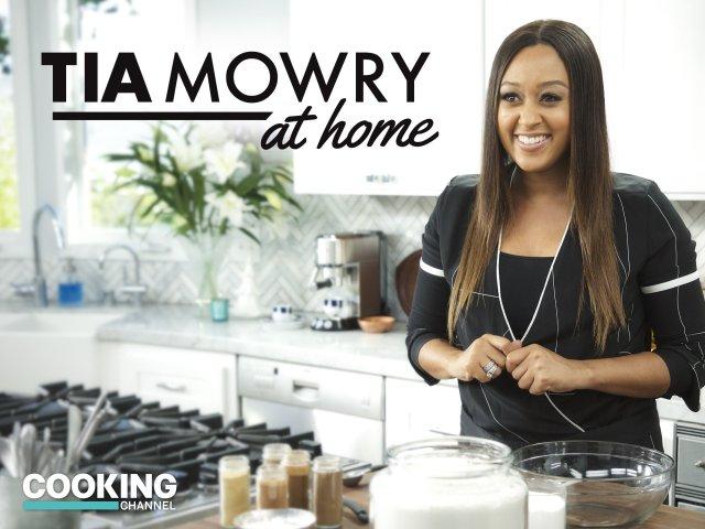 TiaMowry Home