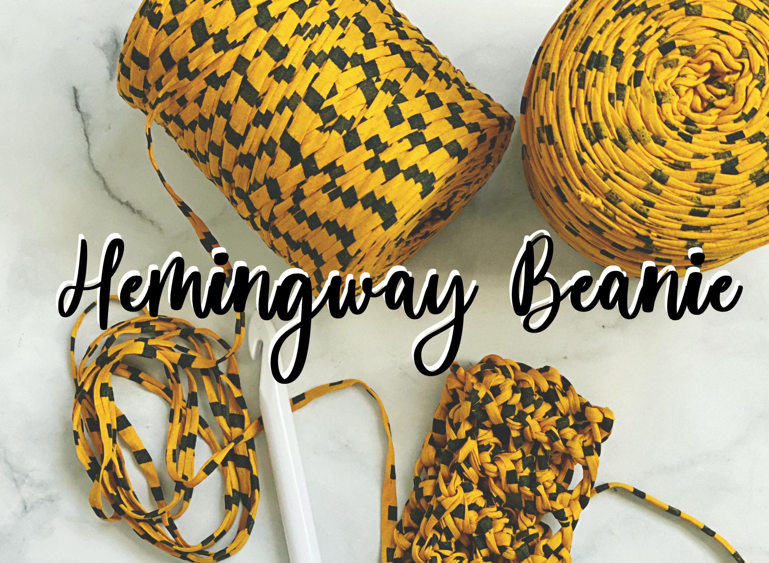 Friday: Hemingway Beanie Hat