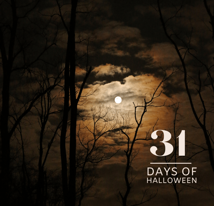 31 Days of Halloween 2020