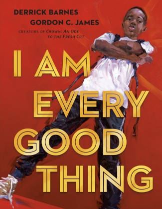 I Am Every Good Thing, James_Barnes