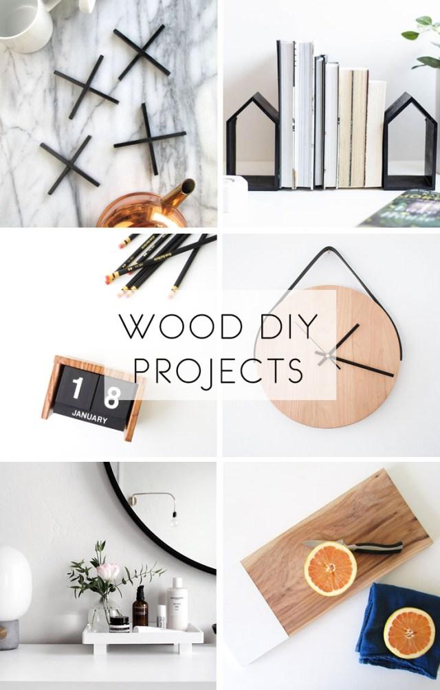 Wood DIY PIN
