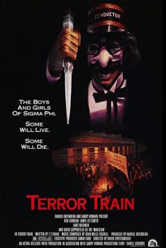Terror Train, Jamie Lee Curtis