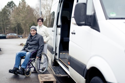 How To Practice Safe And Sound Wheelchair Use In The Winter