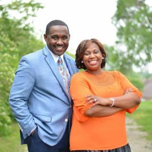 Pastor Warren & Tiara Curry