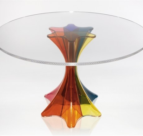 rainbow-dining-table
