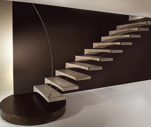 Creative Staircase Design Ideas: Creative Wooden Staircase Designs For Homes