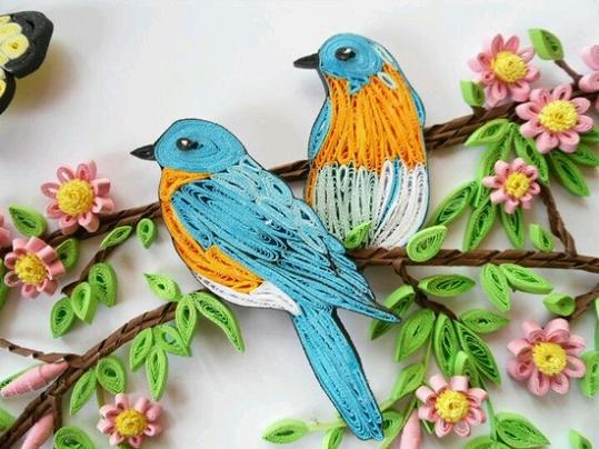 Amazing paper quilling patterns and designs life chilli - Amazing Paper Quilling Patterns And Designs Life Chilli