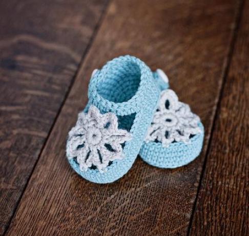 crochet-baby-booties-designs