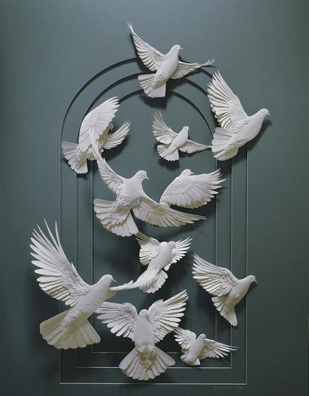 3d Paper Cutting Designs And Ideas Life Chilli