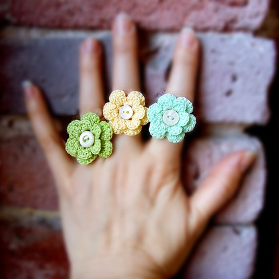 easy-crochet-ring