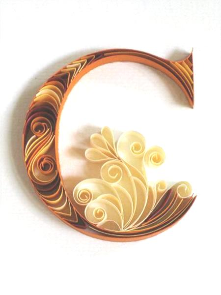 paper-quilling