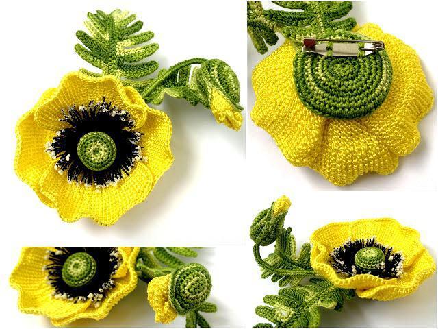 crochet-floral-patterns
