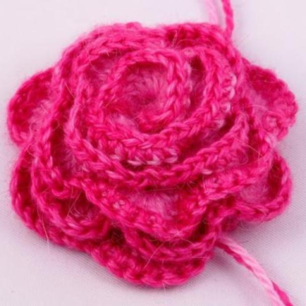 rose-crochet