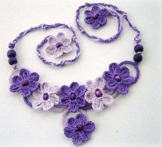 crochet-necklace-designs