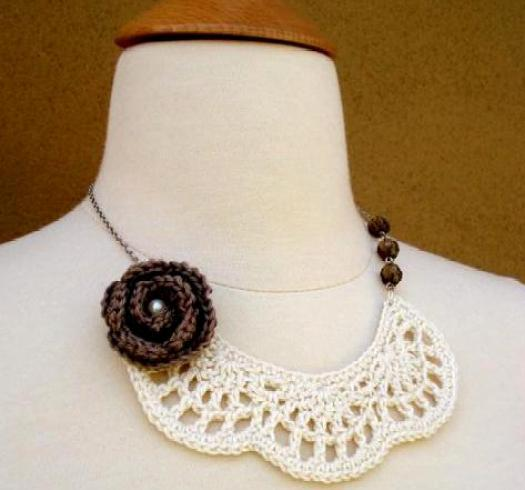 crochet-necklace