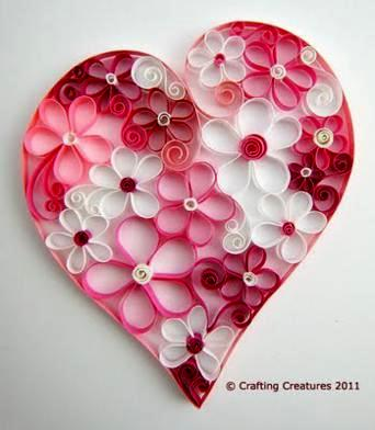 quilling-hearts
