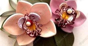 quilled-flower-making