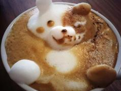 coffee-art-panda