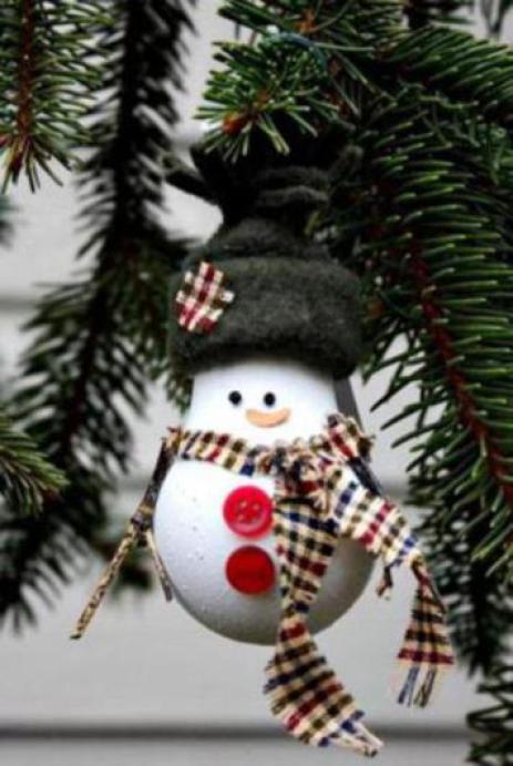 creative-snowman