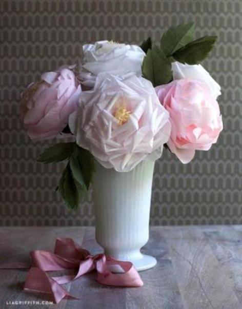 tissue-paper-flower