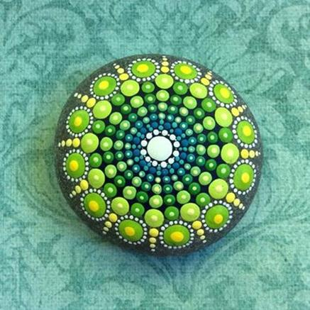 Creative Aboriginal Dot Painting Ideas By Elspeth McLean