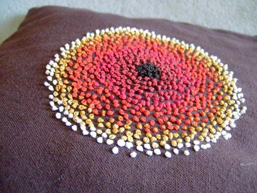 Easy French Knot Embroidery Tutorial And Designs For Beginners