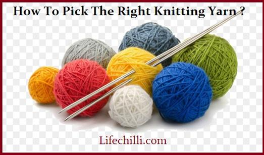 How to Select the Right Knitting Yarn for Your DIY Project?