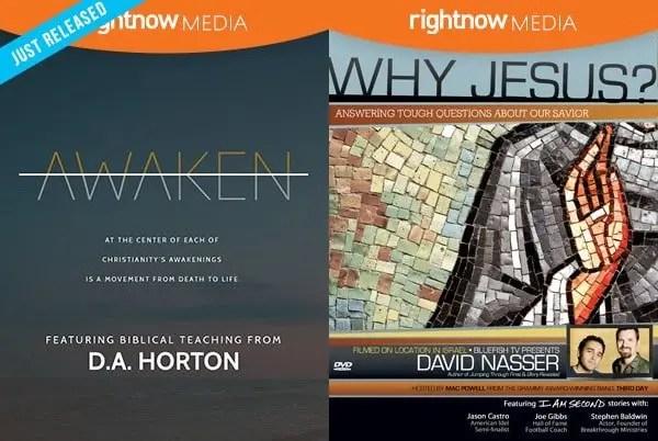 Awaken and Why Jesus? Life Teens Series