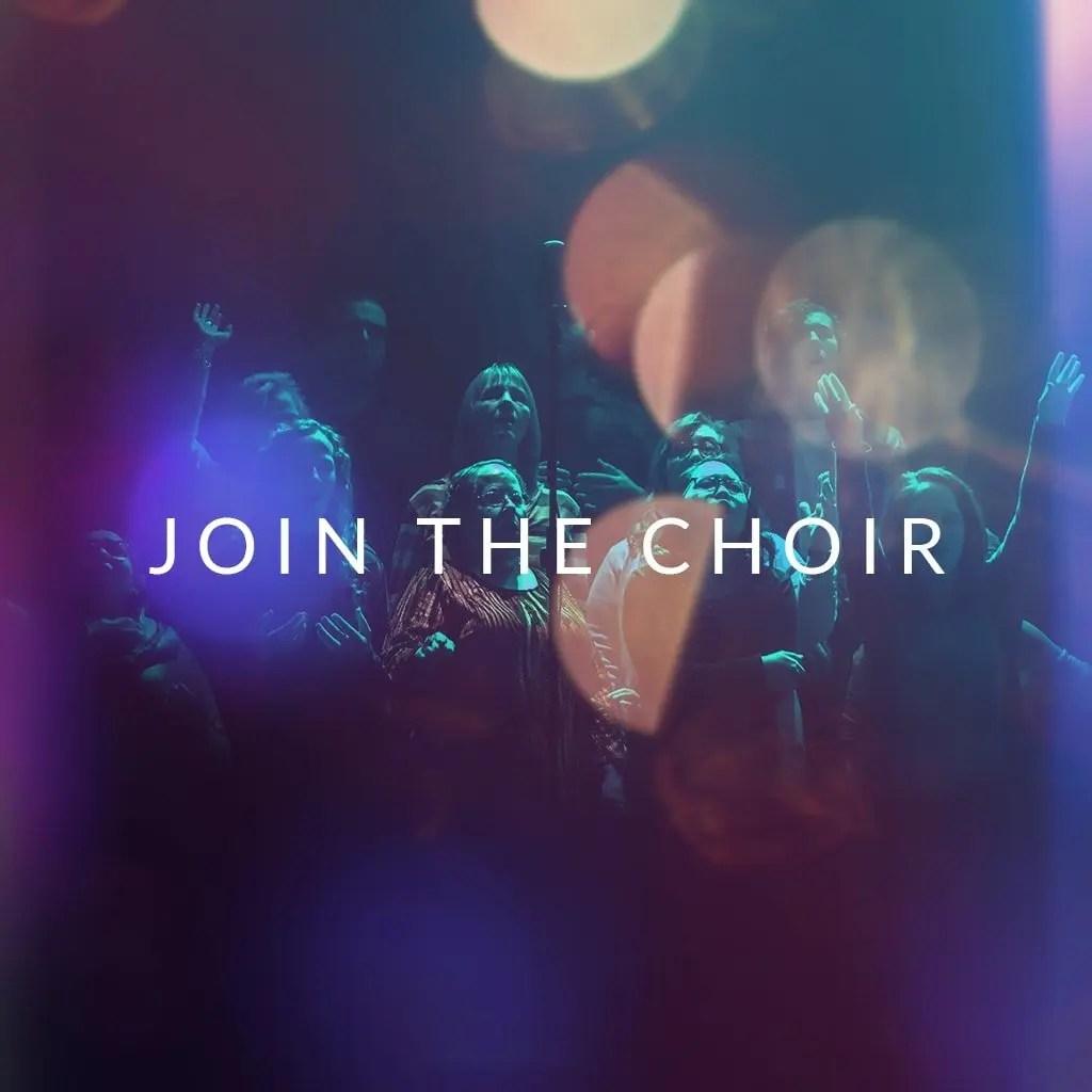 Choir Sign-up