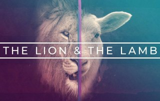 The Lion & The Lamb series