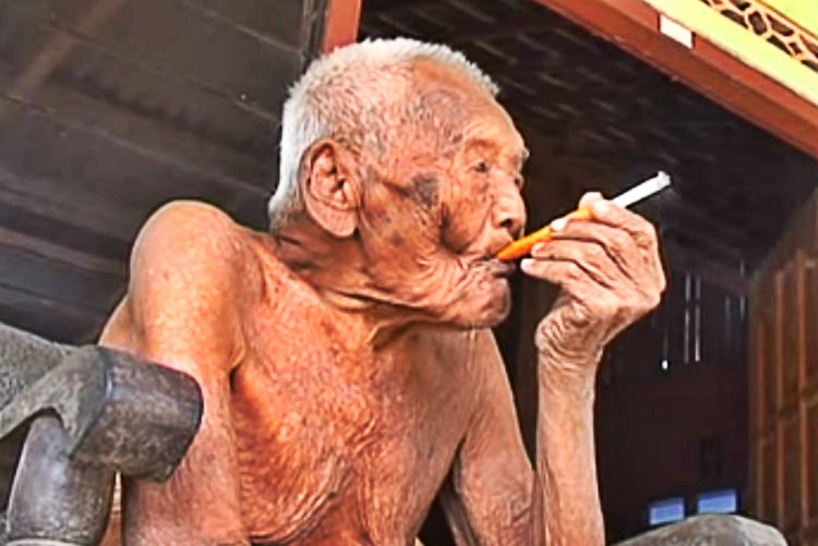 Image result for This Man Reveals the Secret of Longevity – He is 146 Years Old