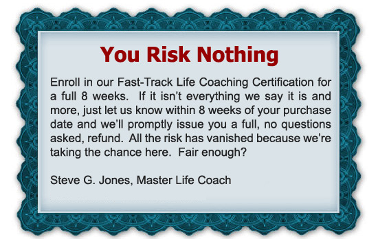 how to become a life coach in ga