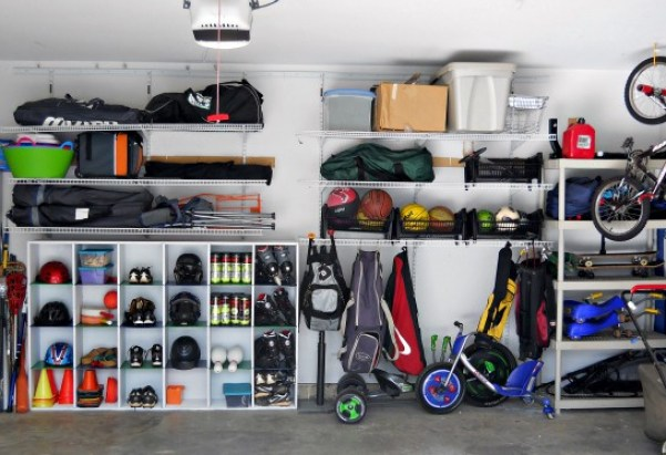 Is it hard to find anything in your garage? Wish you had room to park your car in there? Here are 5 forgotten garage storage areas you can put to good use!
