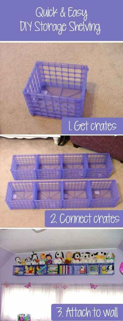 5 Easy Ways To Store Stuffed Toys Life Creatively Organized