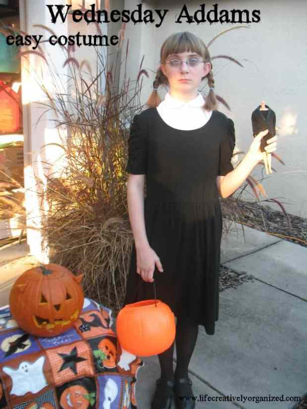 Awesome Wednesday And Pugsley Addams Halloween Costumes Life Creatively Organized