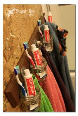 14 Ways To Add Storage Using Bathroom Walls Life