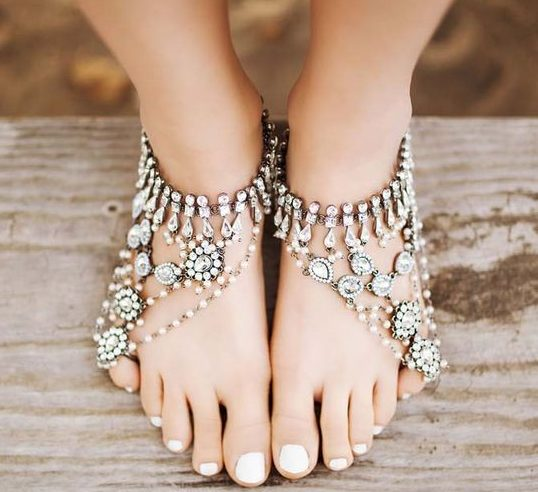 Beautiful Payal Design To Adorn Your Feet On Your Big