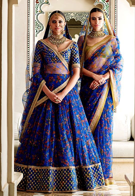 Get Inspired For Your Wedding Lehenga From The Best Of Sabyasachi This Year LifeCrust