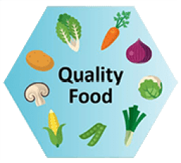 Greenprint forum quality food logo for let's talk about plastic article