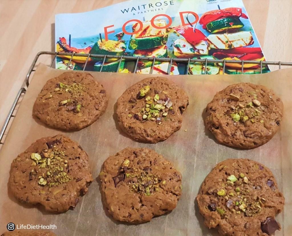 cookies and waitrose magazine