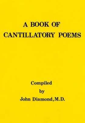 A Book of Cantillatory Poems