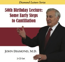 50th Birthday Lecture: Some Early Steps to Cantillation