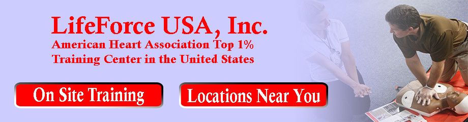 LifeForceUSA, Inc. a Top 1% Training Center