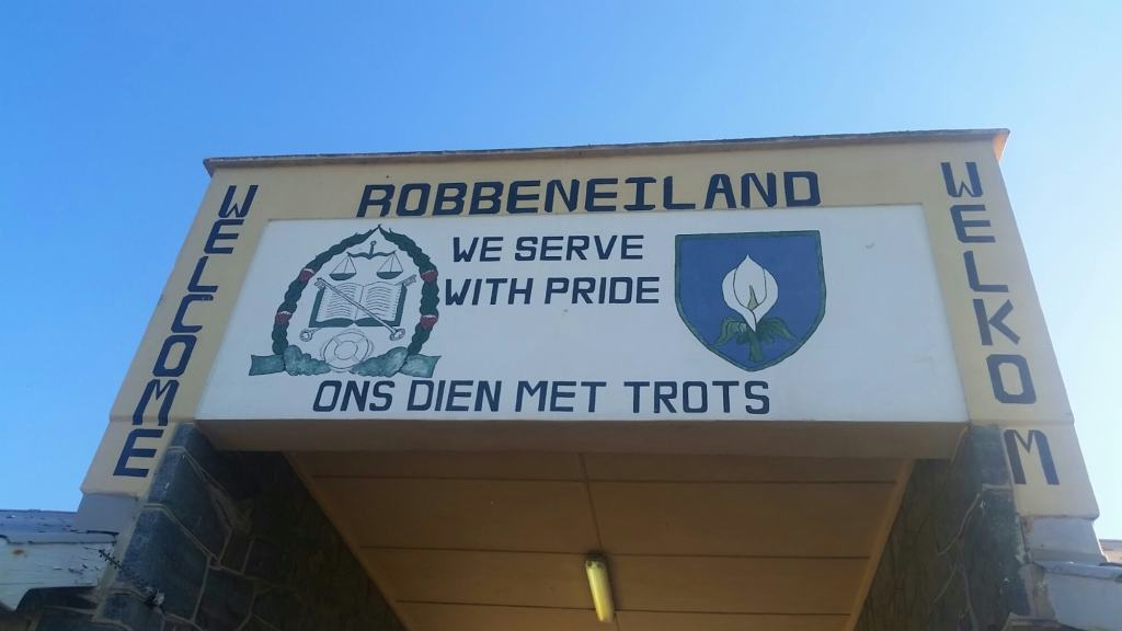 An Afternoon at Robben Island in Cape Town
