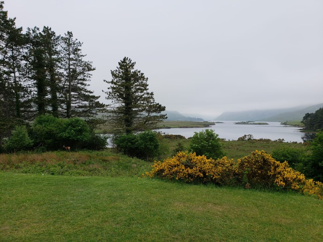 Glenveagh Castle and National Park