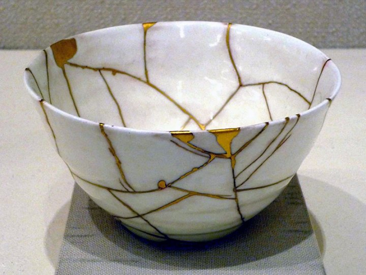Image result for kintsugi