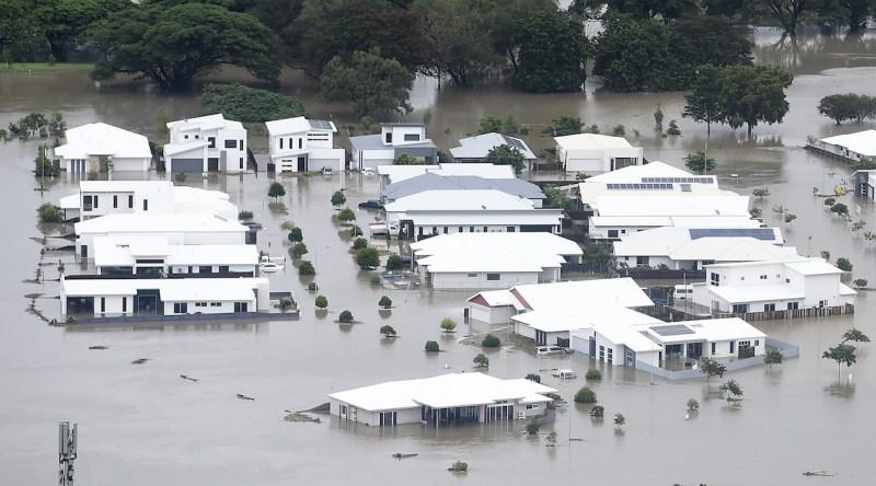 Inondazioni Australia