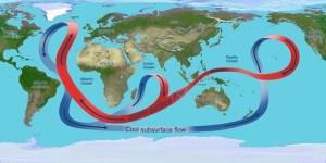 Il cambiamento climatico è (anche) colpa degli oceani